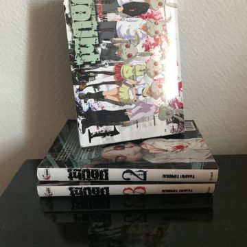 Doubt Tome 1-3