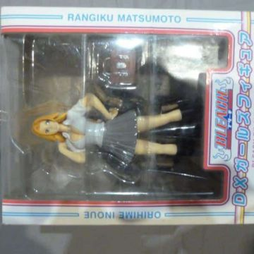 Bleach - Matsumoto Rangiku - BLEACH DX Girls