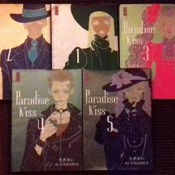 Paradise Kiss complet