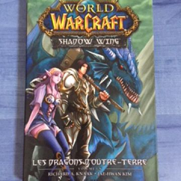 World of Warcraft Shadow Wing tome 1
