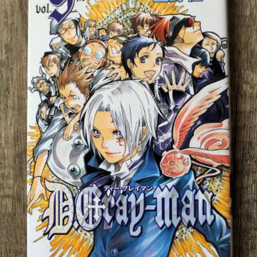 Tome 9 D. Gray Man (vo)