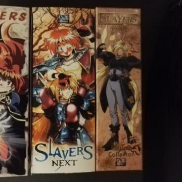 Slayers + next + try