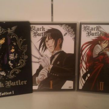 Coffret 1 Black Butler