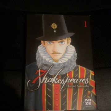Seven Shakespeares - Tome 1