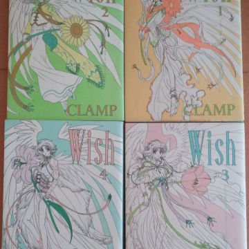 Wish - Intégrale - Version Japonaise