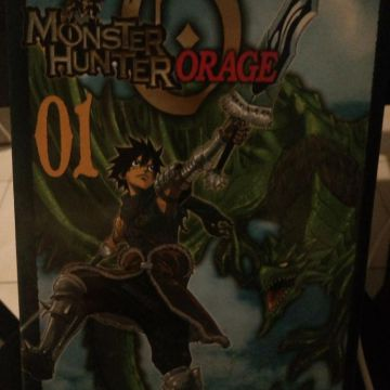 Monster Hunter Orage T1