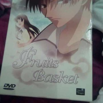 DVD Fruits basket