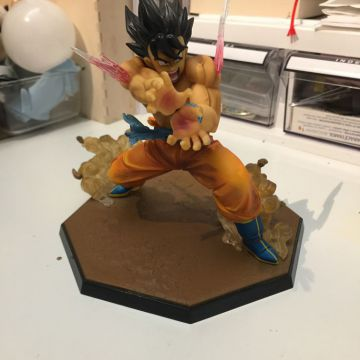 Dragon Ball - Songoku figurine