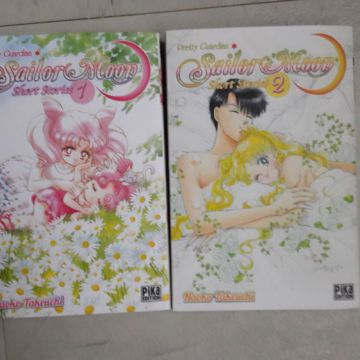 Sailor Moon Short Stories Intégrale de Naoko Takeuch