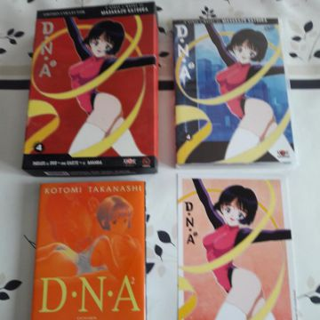 DNA² DVD Collector Vol 4&5