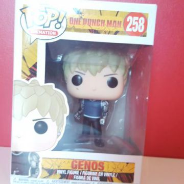 Figurine - Pop Animation - Genos - Neuf
