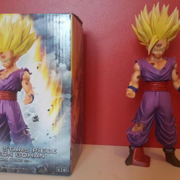 Master Stars Piece - The Son Gohan - Special Color