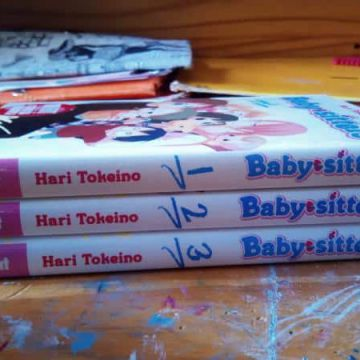 Baby-Sitters tomes 1 à 3