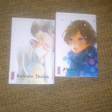 Short love stories - tomes 2 & 3