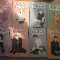 Fruits Basket Intégral + Fanbook inclu