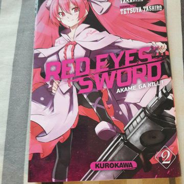 Red eyes sword - akame ga kill ! Tome 2 NEUF