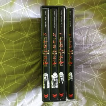 Coffret Priest 4 volumes