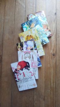 Platinum end tomes 1 à 6
