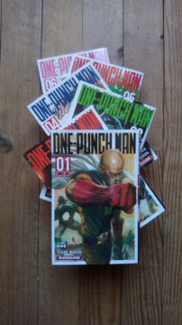 One punch man tome 1 à 6