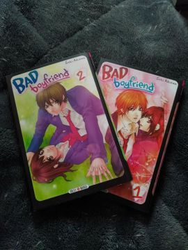 Lot 2 tomes - Bad boyfriend