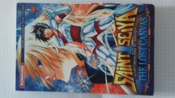 tome 1 saint seiya the lost canvas