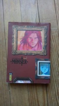 Monster Big tome 1 (1 et 2)