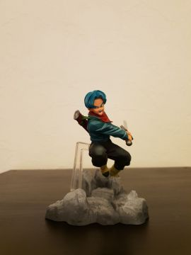 Dragon Ball Super - Figurine Trunks Soul X Soul