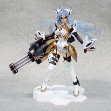 XENOSAGA 1/8 SCALE PRE-PAINTED PVC FIGURE: KOS-MOS VERS. 4 (RE-RUN)