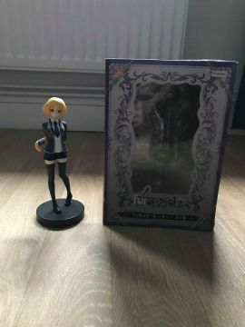 Figurine Fate/Apocrypha - Jeanne D'Arc - Ruler Version 20 Cm