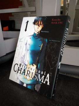 Afterschool Charisma Tome 01