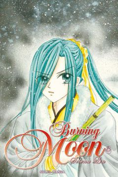 Burning moon Tome 3