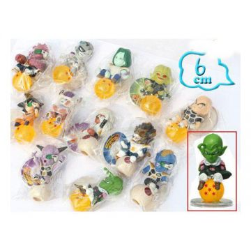 6 Figurines Dragon Ball Z