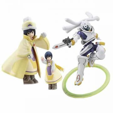 OVERMAN KING GAINER - King Gainer & Ana Medaiyu Figure set PVC s