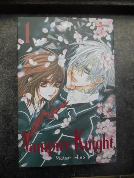 Vampire Knight Tome 1 Edition double