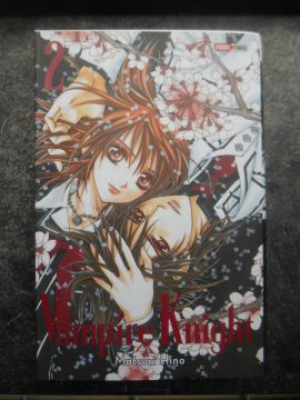 Vampire Knight Tome 2 Edition double