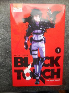 Black Torch Tome 1