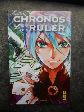 Chronos Ruler Tome 1