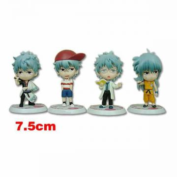 4 Figurines Gintama