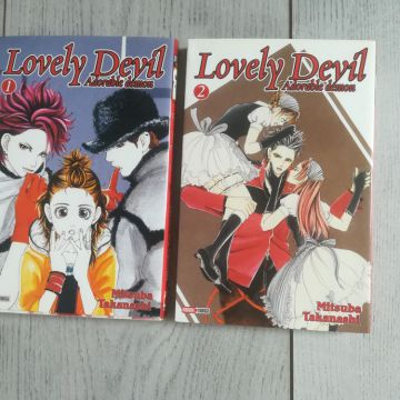 Lovely devil tome 1 et 2