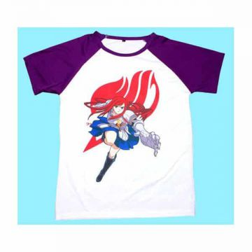 T-Shirt Fairy Tail ver 2 Taille L