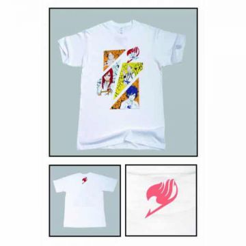 T-Shirt Fairy Tail ver 3 Taille L