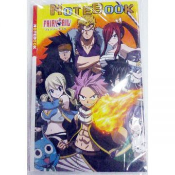 Note Book ( Cahier vierge + couverture) Fairy Tail