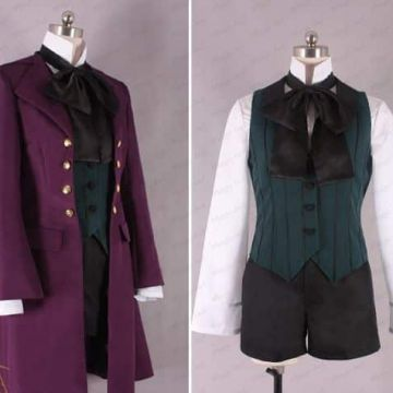 Cosplay Alois Trancy Black Butler