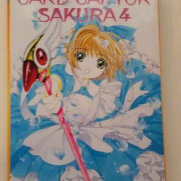 sakura card captor V4