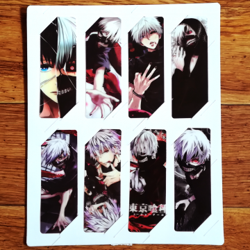 8 marque-pages Tokyo Ghoul