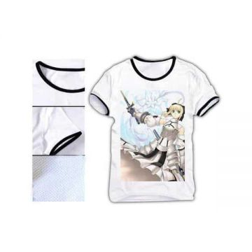 T-Shirt Fate Stay Night Taille M