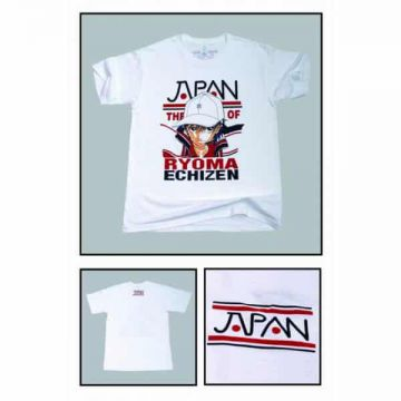 T-Shirt The Prince of Tennis Taille XL