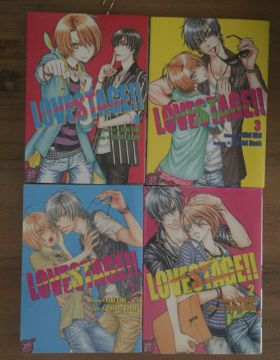 Love stage (1-2-3-4), Yaoi