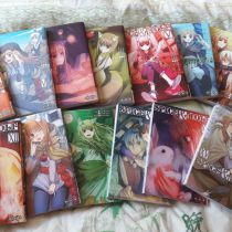 Spice and wolf tomes 2 à 15