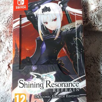 Shining Resonance Refrain sur Switch